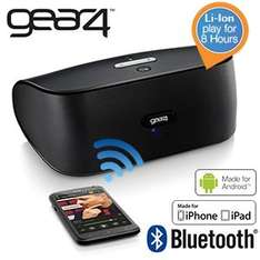 Gear 4 Street tragbarer Bluetooth-Lautsprecher @ibood