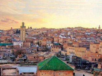 4 Tage Marrakesch inkl. 4* Hotel, Flug, Halbpension und W-LAN p.P. 199€