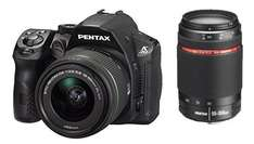 WIEDER DA!!! Pentax K-30 Schwarz + DA 18/55mm WR + DA 55-300mm WR