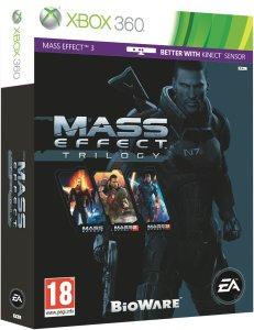 (UK) Mass Effect: Trilogy [Xbox 360 - O-Ton] für 24.95€ @ Zavvi
