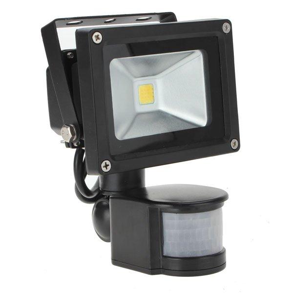 [Ebay]10W LED warmweiß Fluter mit Bewegungsmelder für nur 9,9 Euro inkl. Versand