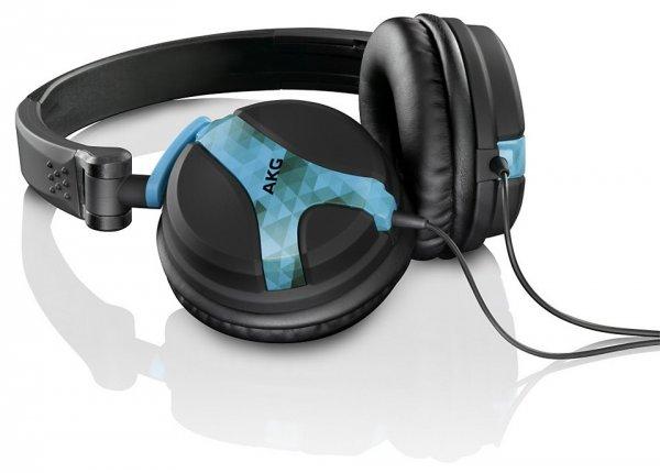 AKG Mini-DJ Kopfhörer »K 518 DT Delta-Blau« für rund 15€ NEUKUNDEN