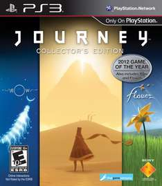 Journey Collector's Edition [PS3] (inkl. Flower und flOw) für 15,69 € inkl. Vsk.