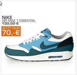 [lokal Bamberg] Nike Air Max 1 70€, Adidas ZX 50€, Air Pegasus 40€, Vans 30€ @Snipes