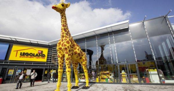 Oberhausen - Familienspaß im LEGOLAND® Discovery Centre & Abenteuer Park® Oberhausen für 49 EUR statt 87 EUR