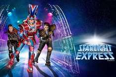 Starlight Express Bochum Fr./Sa./So vom  04.07 bis 14.09.2014 Groupon NL