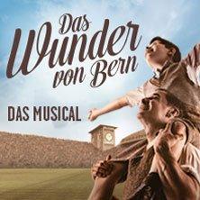"""MUSICAL """"Das Wunder von BERN""""  für 60 € in Hamburg"""