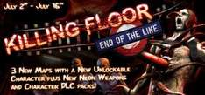 [Steam] Killing Floor 75% OFF