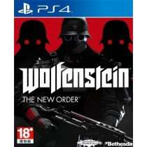 [Thegamecollection.net] Wolfenstein The New Order Playstation 4 für ca. 34€, Idealo.de 54,89€