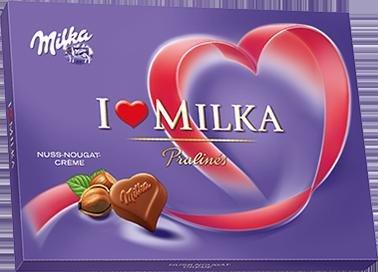 Milka Pralines 5Stück für 3,99€(Packung 80Cent)bei Thomas Philipps [bundesweit in den Filialen]