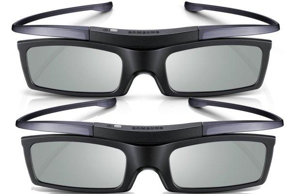 Samsung SSG-P51002/XC 3D-Active-Shutter-Brillen Starterset (Doppelpack, Batteriebetrieb) @amazon.de w/ PRIME
