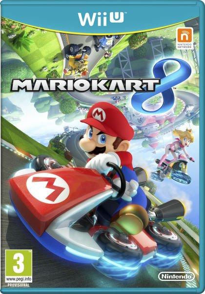 Nintendo Wii U - Mario Kart 8 ab €37,85 [@Zavvi.com]