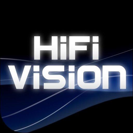 iOS HiFi Vision für Zeitungskiosk