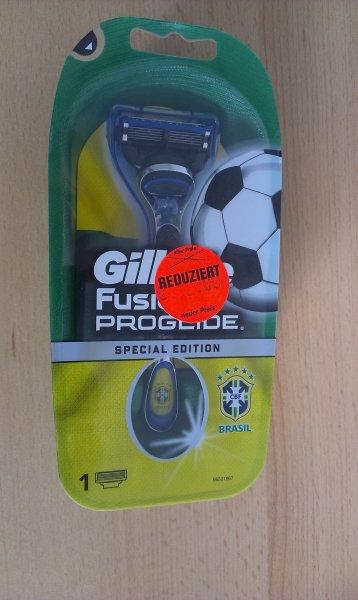 [Lokal München] Gillette Fusion Proglide 3€ (DM am Rotkreuzplatz)