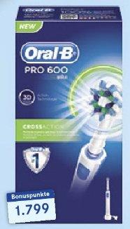 [Lokal] Braun Oral-B Professional Pro 600 CrossAction elektrische Zahnbürste @Budni