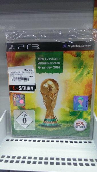 [Lokal? Saturn Solingen] Fifa WM 2014 PS3