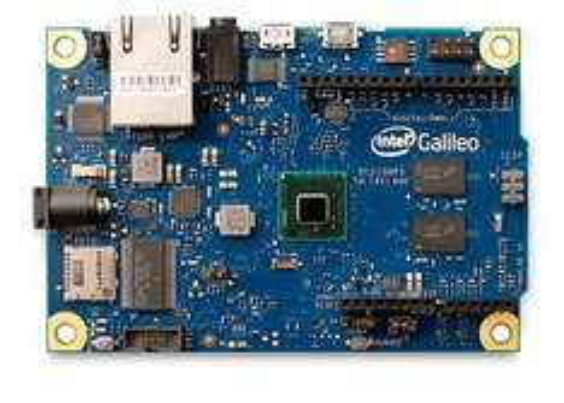 Intel Galileo Board Kostenlos von Microsoft