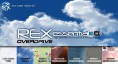 REX Essential Plus with Overdrive für umgerechnet ca. 15€ als Download (inkl. DVDs ca. 20€)