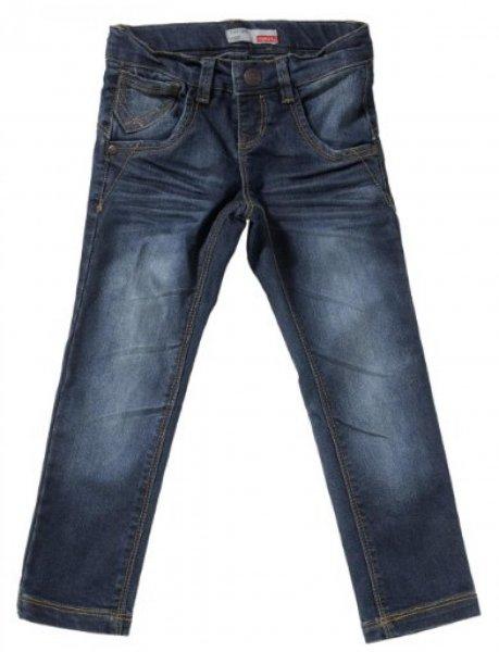 NAME IT Mädchen Jeans, Normaler Bund - Kids Slim Denim