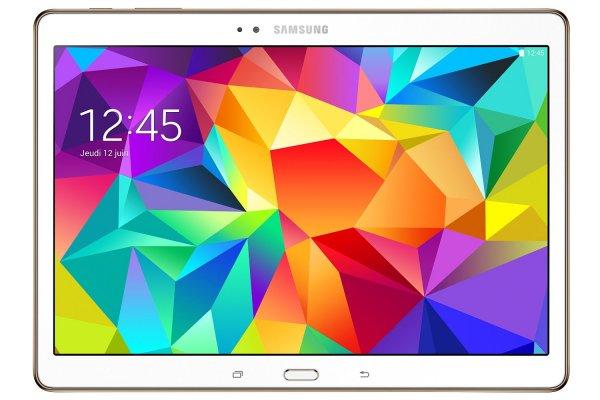 Samsung Galaxy Tab S + Google Chromecast + 32 GB Speicherkarte