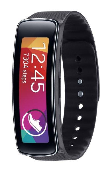 amazon.com - Samsung Gear Fit für 99 USD / komplett nach D für ca. 98 Euro