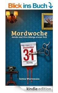 Sabine Wierlemann - Mordwoche (Kindle eBook)