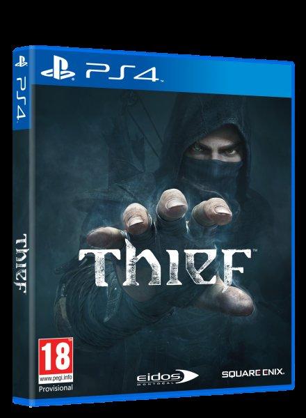 Schweiz Digitec.ch Square Enix Thief (PS4, en) für 28.50€