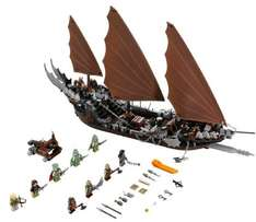 Lego The Lord of the Rings - Hinterhalt auf dem Piratenschiff Ambush für 52,94 € @ Spiele Max