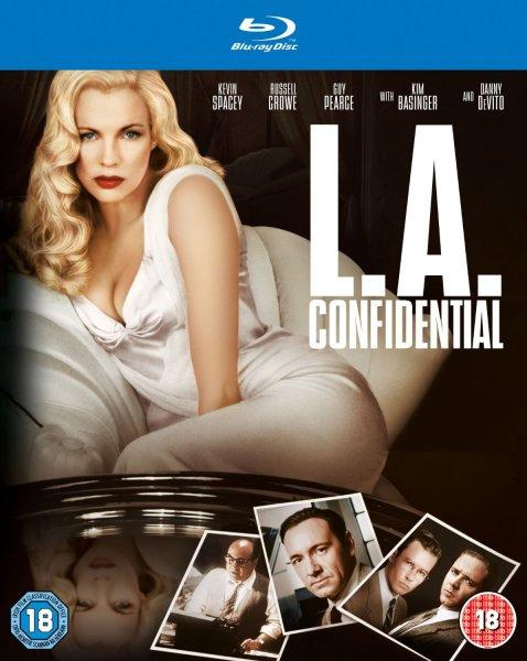 Blu-ray - L.A. Confidential für €6,34 [15% Rabatt auf alle Blu-rays] für €6,34 [@Wowhd.se]
