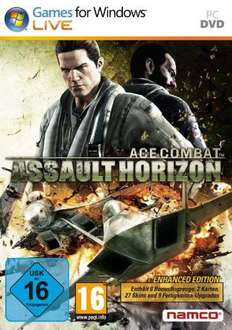 Ace Combat Assault Horizon Enhanced Edition Steam key für 7,49€