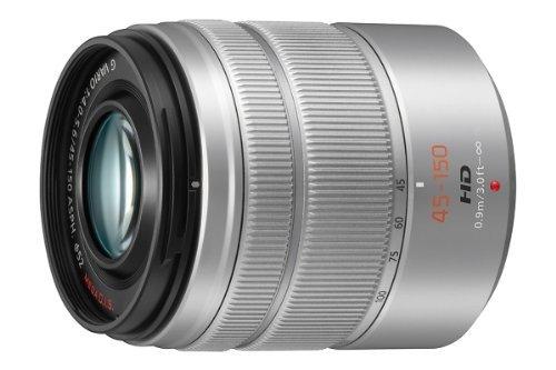 MFT Objektiv Panasonic H-FS45150E-S 45-150 mm Silber f. 172,86 Euro (idealo 222 Euro)
