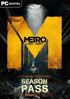 Metro: Last Light - Season Pass [Steam] für 2,20 €