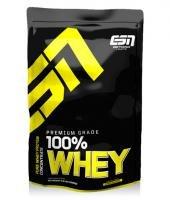 ESN 100 % Whey nur 15,90 €/kg oder Designer Whey für 17,90 €/kg + 3,90 € VsK