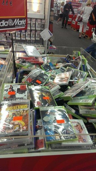 [Lokal] Div. Games Media Markt Kaufpark Eiche ab 11€