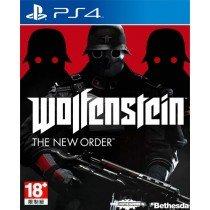 Wolfenstein: The New Order (PS4) für 34€ @TheGameCollection