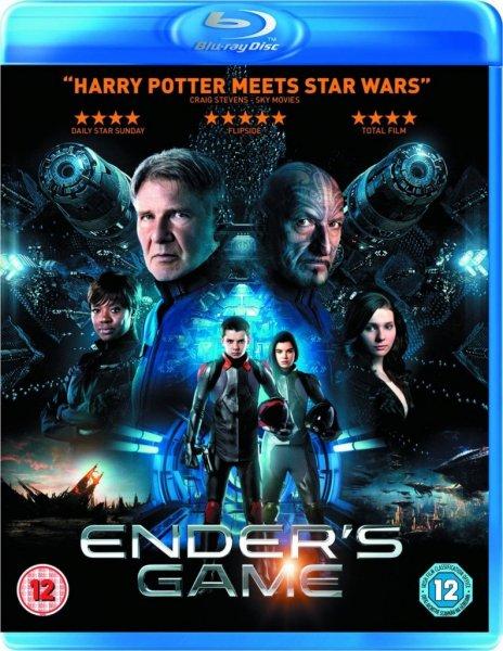 Amazon: Ender's Game für 9,97 + ggf. Versand in Höhe von 3 €