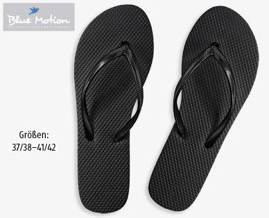 [Aldi Süd] BLUE MOTION Standpantoletten/Flip-Flops 2,99€ (ab Mo, 14.07.)