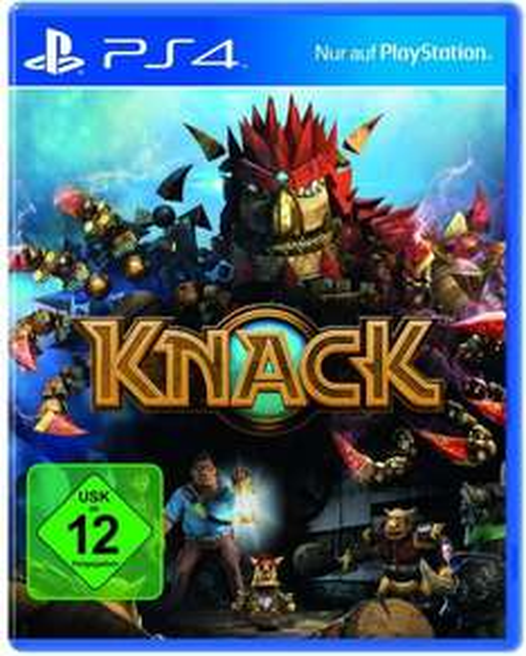 Knack - PS4  bei Amazon.de für 23,07 inkl. Versand