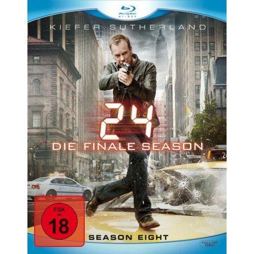 [Müller] 24 - Season 7 und 8 (Blu-ray) für je 14,99 Euro - Filial-Lieferung ohne VSK
