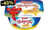 Ehrmann Obstgarten 0,22 EUR statt 0,39 EUR (-43%,Netto Marken-Discount)