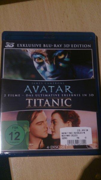 Avatar + Titanic 3D