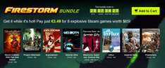 [Steam]Bundlestars Firestorm Bundle für 3,49€