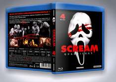 [Alphamovies.de] Scream Quadrologie [Blu-ray] für 17,17€