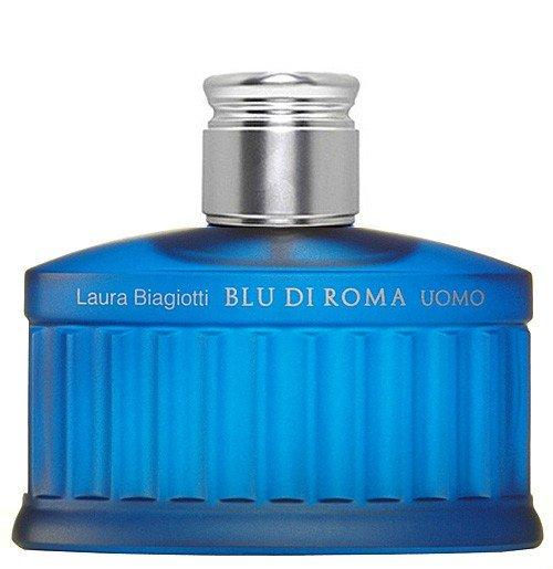 Douglas: Laura Biagiotti - Blu di Roma Uomo EDT 75 ml + Kulturtasche + Armani Code Ice Miniatur + 2 Proben für 34,99