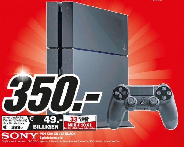 (Media Markt Lokal) PS4 PlayStation 4 - Konsole 08527 Plauen