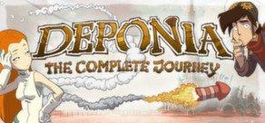 [Steam] Deponia Trilogie + Bonus-Content