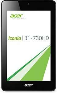 "Acer™ - Tablet-PC ""Iconia One 7"" (7"" 1280x800 IPS,Intel Atom Z2560,1GB RAM,8GB eMMC,Android 4.2) für €79.- [@Amazon.de]"