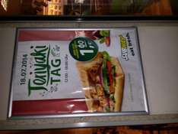 [Lokal?] Subway Göttingen Chicken Teriyaki Tag - 15cm für 1€