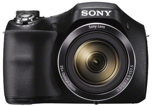 Sony Cyber-shot DSC-H300 Kamera mit 20,1 Megapixel und optischem 35-fach-Zoom inkl. Versand für 139 € (30% sparen)