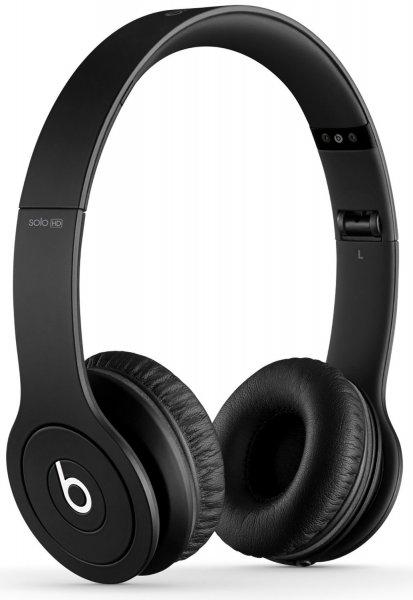 Beats by Dr. Dre Solo HD - matt schwarz [Amazon.co.uk]